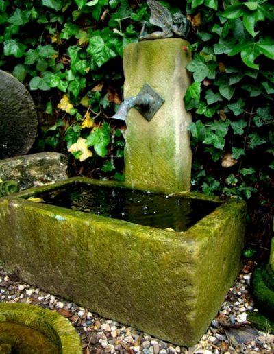 Pfälzer Brunnen Werkstatt antike Brunnen No.28