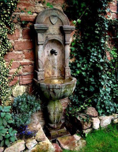 Pfälzer Brunnen Werkstatt antike Brunnen No.29