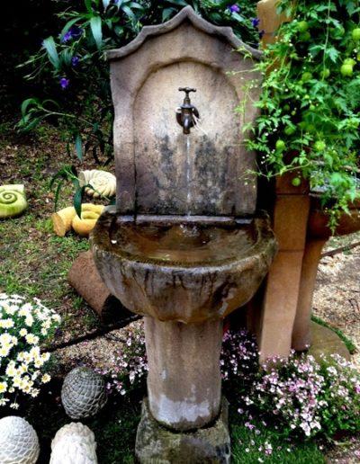 Pfälzer Brunnen Werkstatt antike Brunnen No.31