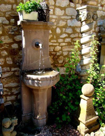 Pfälzer Brunnen Werkstatt antike Brunnen No.32