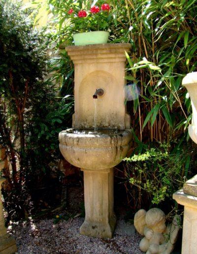 Pfälzer Brunnen Werkstatt antike Brunnen No.33