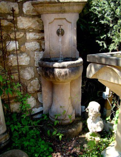 Pfälzer Brunnen Werkstatt antike Brunnen No.34