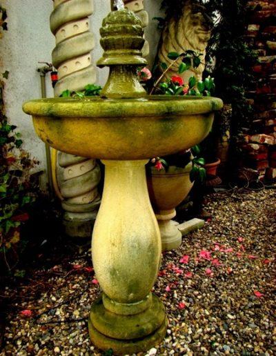Pfälzer Brunnen Werkstatt antike Brunnen No.4