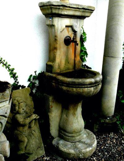 Pfälzer Brunnen Werkstatt antike Brunnen No.6