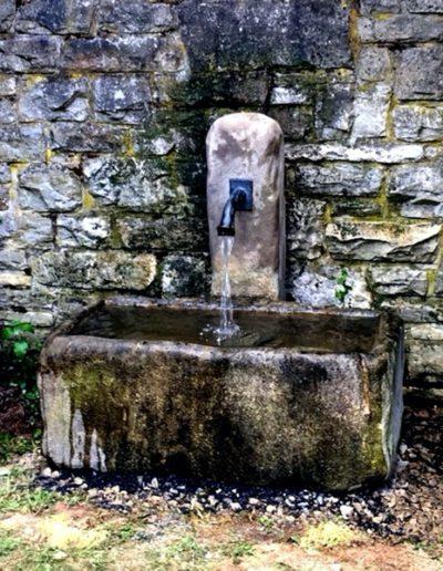 Pfälzer Brunnen Werkstatt antike Brunnen No.8