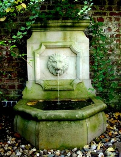 Pfälzer Brunnen Werkstatt antike Brunnen No.9